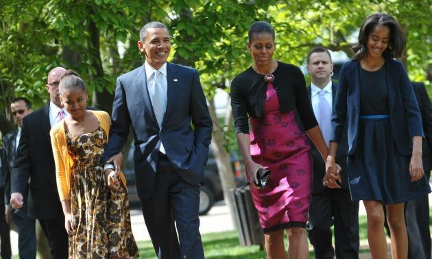 Obamas 2012