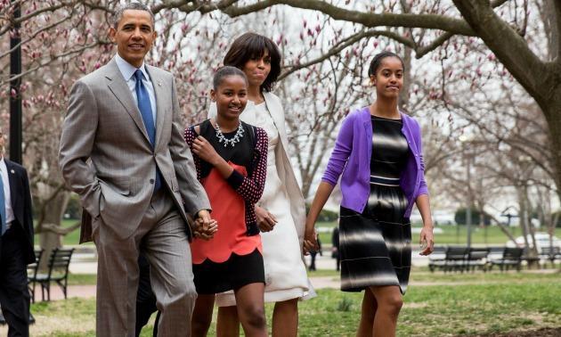 Obamas 2013