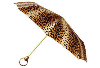 Cheetah Print Umbrella