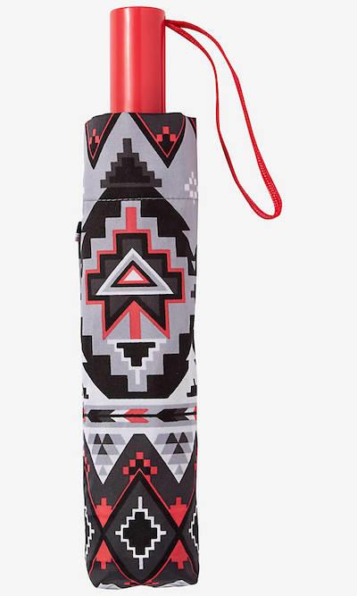 Aztec Print Umbrella