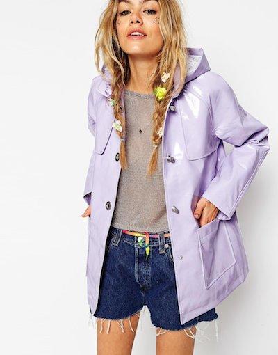 Purple Rain Trench