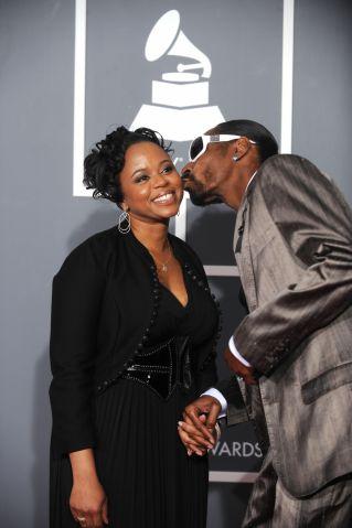 Snoop Dogg & Shante Taylor Broadus