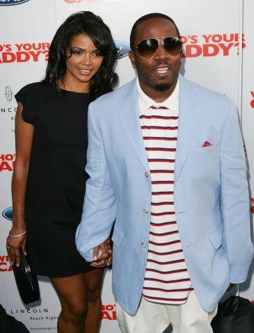 Big Boi & Wife