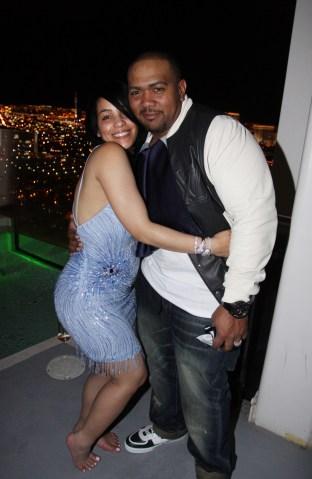 Timbaland & Wife
