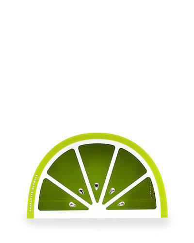 Lime Clutch