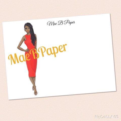 Mae B Paper