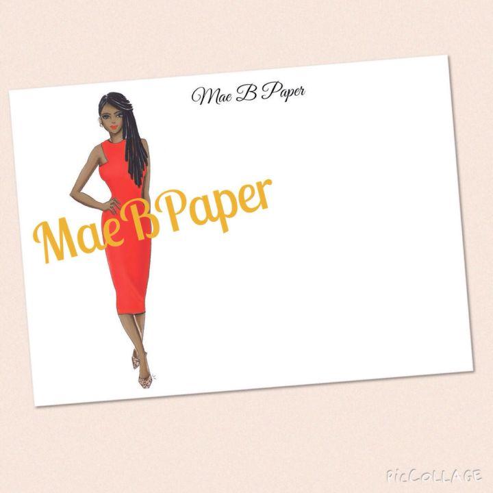 Mae B Paper starting at $21.95