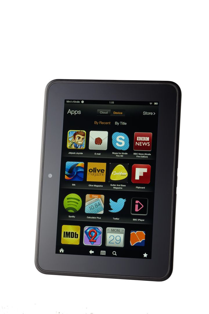 Kindle Fire starting at $379