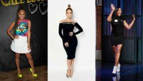 Christina Milian, Jennifer Lopez, Taraji P. Henson