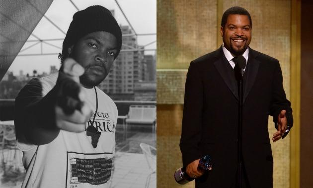 Ice Cube: N. W. Ambition