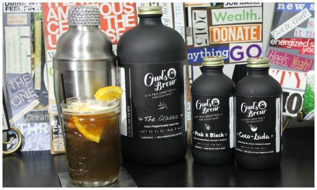 Happy Hour Tea Cocktails