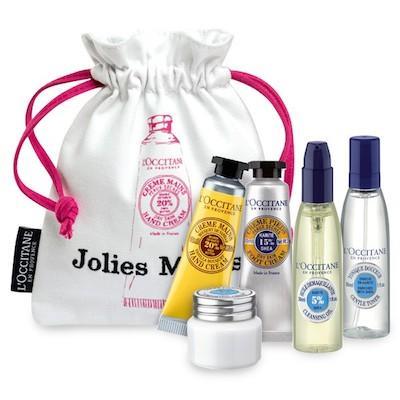 Cream Gift Set