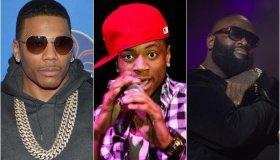 Nelly, Soulja Boy, Rick Ross