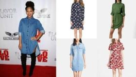 Meagan Good and Fashion Items