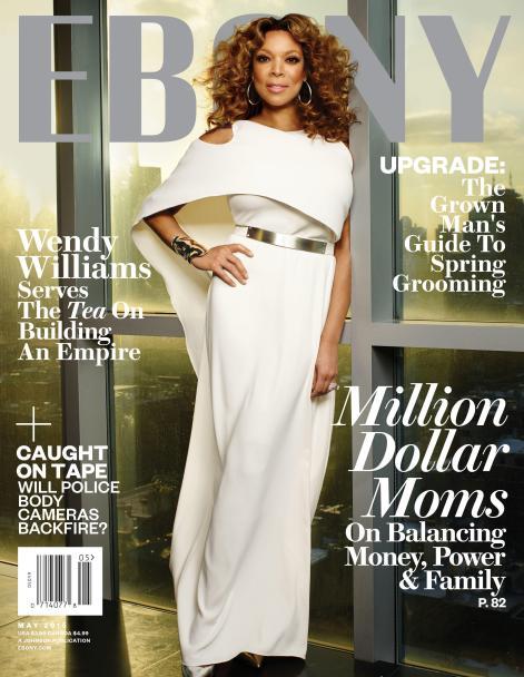 Wendy Williams Ebony Magazine May Issue