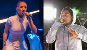 Iggy Azalea/ Kendrick Lamar