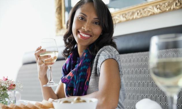 Single Black Woman