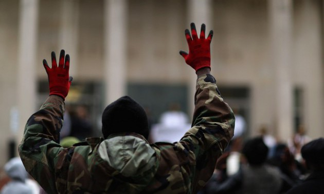 Protesters March Over Death Of Freddie Gray After Police Arrest