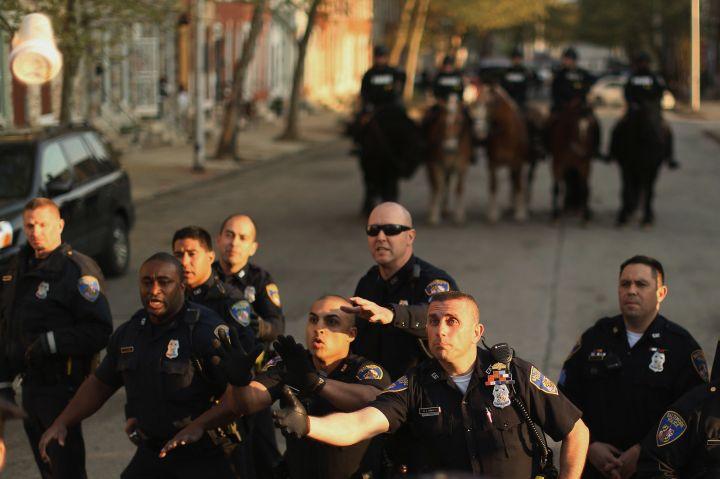 Balitmore Police