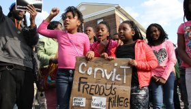 Freddie Gray Protests in Baltimore