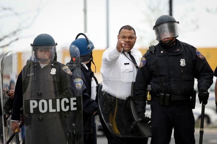 The AGGRESSIVE Police