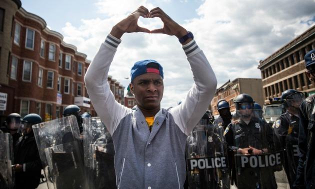 Baltimore peace