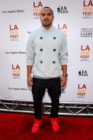 2014 Los Angeles Film Festival - 'Dear White People' Premiere - Red Carpet