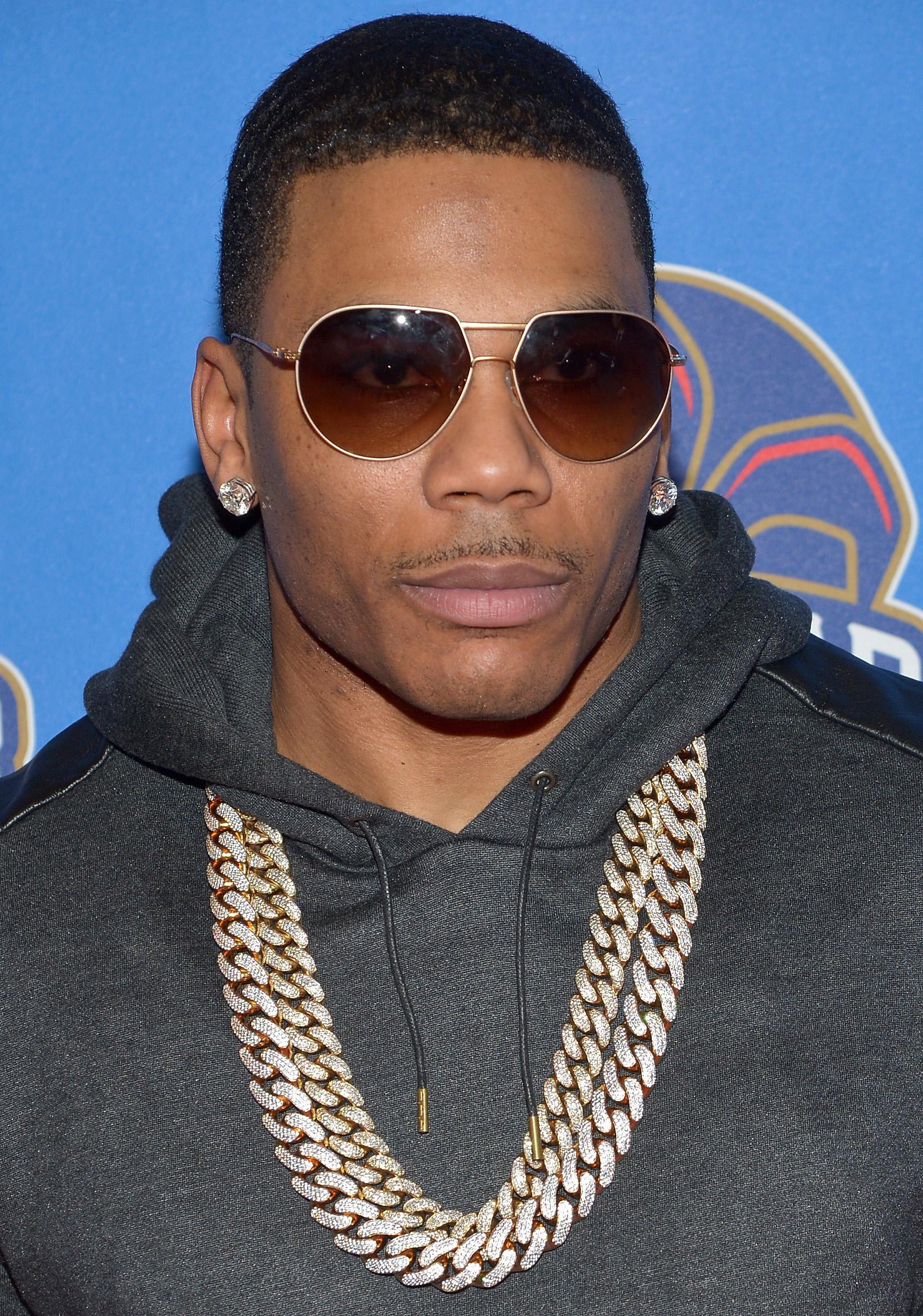 Hot In Herre! Nelly Celebrates His Birthday Naked [PHOTO]
