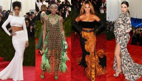 Rihanna, Lupita Nyong'o, Beyonce, Kim Kardashian