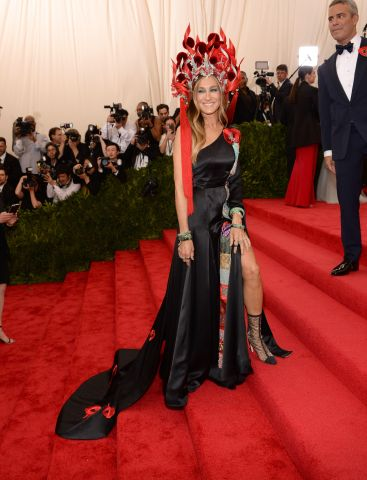 'China: Through The Looking Glass' Costume Institute Benefit Gala