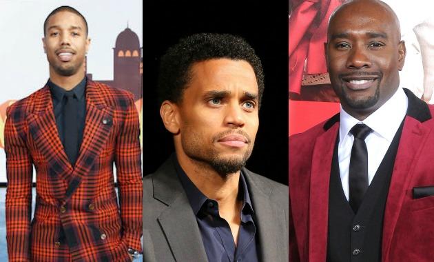 Collage of Black men