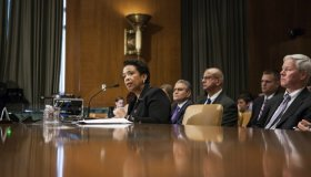 Senate Appropriations Subcommittee on Justice holds hearing with Loretta Lynch