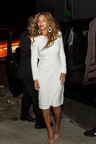 Beyonce Solange Wedding