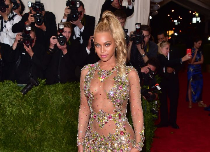Top Black Pop Culture Moments of 2015: Beyonce's Met Gala Dress