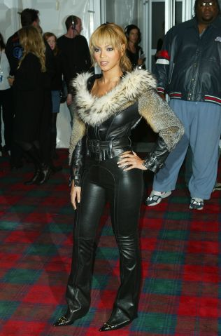 Beyonce's worst outfit ever