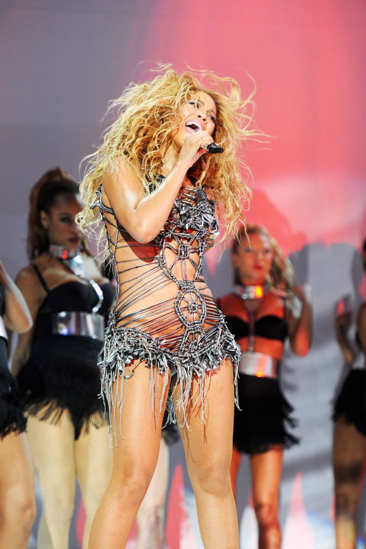Beyoncé Performing At The 2011 Billboard Music Awards