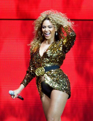 Beyonce Glastonbury