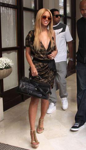 Beyonce Sighting