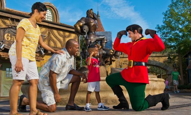 Disney's Gaston