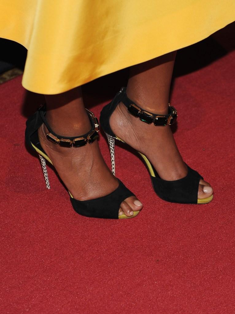 Gabrielle Union Shoes
