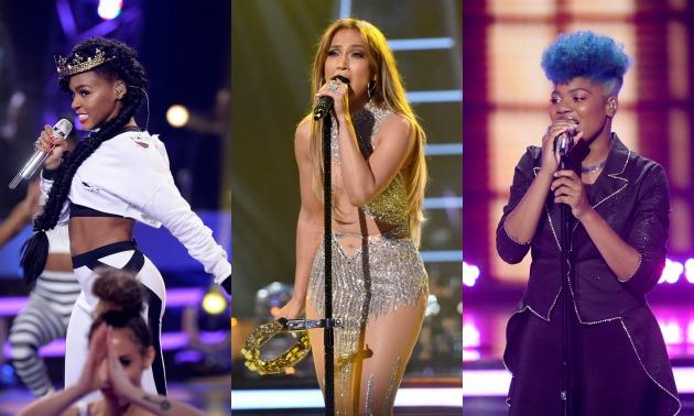 Janelle Monae/ Jennifer Lopez/ Tyanna Jones