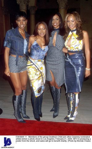 Destiny's Child MTV