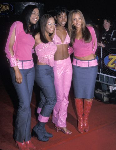 Destiny's Child 'Here On Earth'