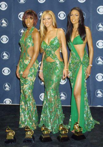 Destiny's Child Maxwell Album launch