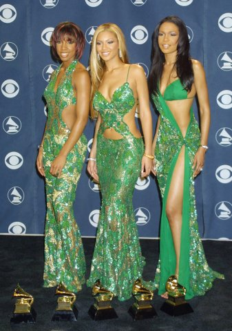 Destiny's Child Maxwell Album launch