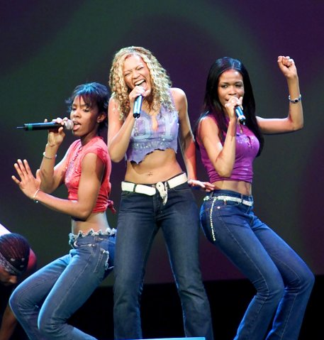 Destiny's Child Soul Train Awards