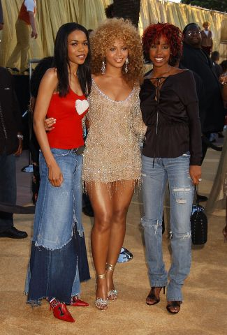 Destiny's Child Austin Powers