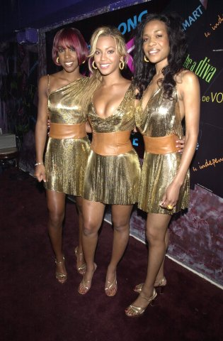 The Event To Prevent A Benefit Concert to Launch The Candie's Foundation - June 5, 2000