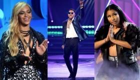 Beyonce/ Chris Brown/ Nicki Minaj