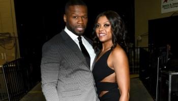 50 Cent & Taraji
